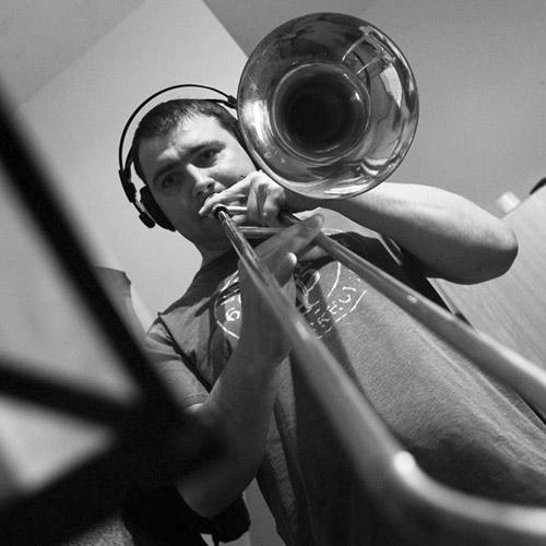 Jan Veverka – trombon