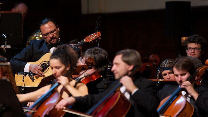 Vánoční koncert ČNSO