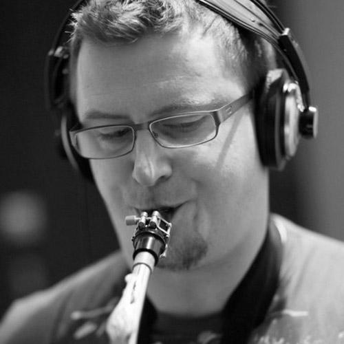 Martin Plachý – saxofon/saxophone